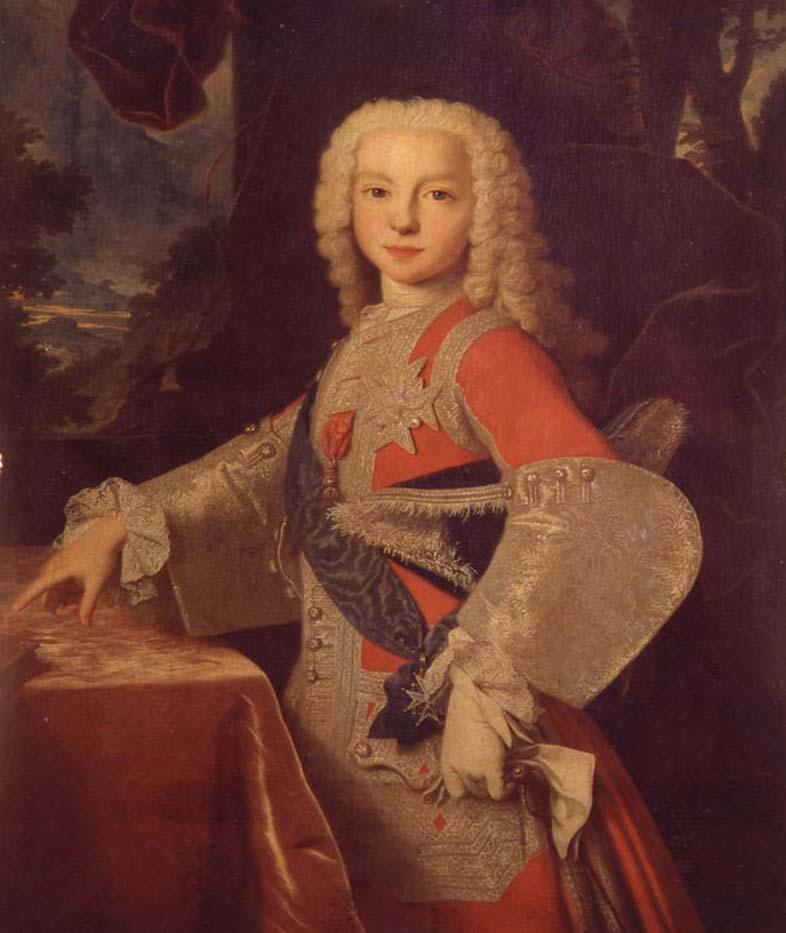 S.A.R el infante Don Felipe de Borbón. Colección RMCS.
