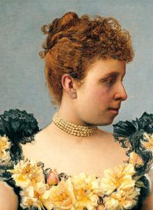 H.M. Queen María Cristina.