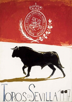 1997. Cartel de Félix de Cárdenas. Colección RMCS