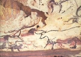 Cueva de Lascaux, Dordoña (Francia).
