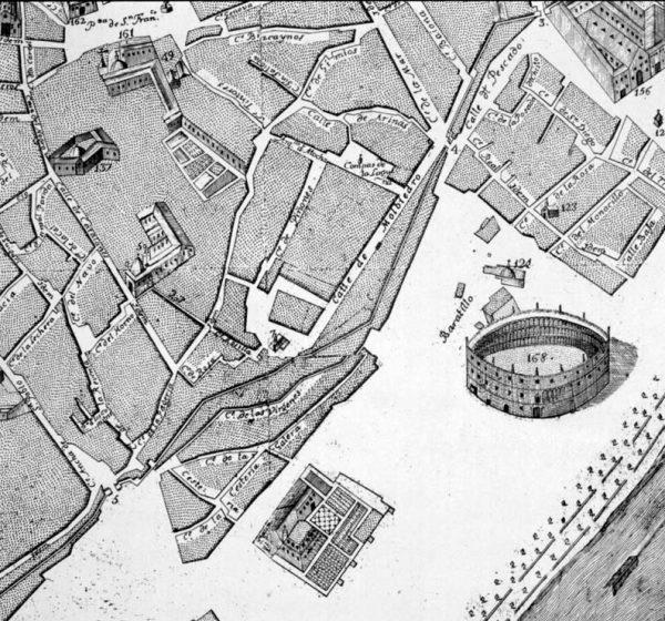 Primer plano de Sevilla