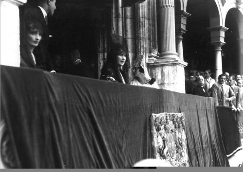 S.M. La Reina Victoria Eugenia, 1917.