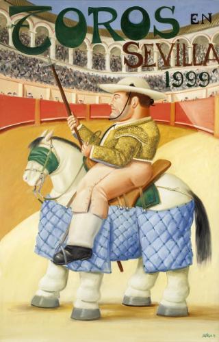 1999 Fernando Botero